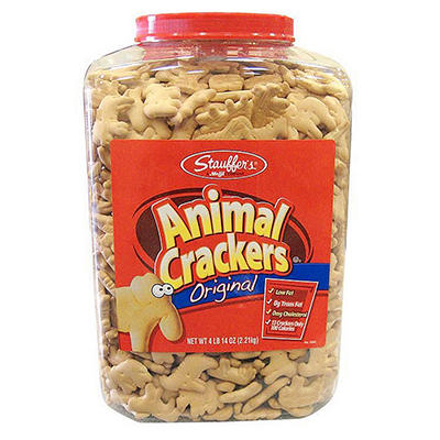 Stauffer's® Original Animal Crackers - 78 oz.