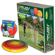 8-Piece Disc Golf Kit