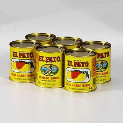 El Pato Salsa de Chile Fresco - 7.75 oz. - 6 ct.
