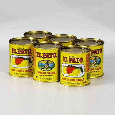 El Pato Salsa de Chile Fresco (7.75 oz., 6 ct.)