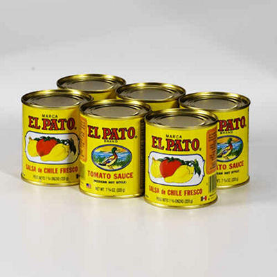 El Pato Salsa de Chile Fresco - 7.75 oz. - 6 ct.