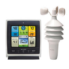 AcuRite 3-in-1 Professional Weather Center