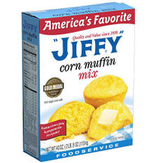 Jiffy Corn Muffin Mix - 1/40 oz.