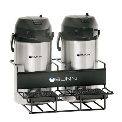 Bunn Coffee Maker At Sam S Club : BUNN Universal Coffee Airpot Rack (Side/Side) - Sam s Club