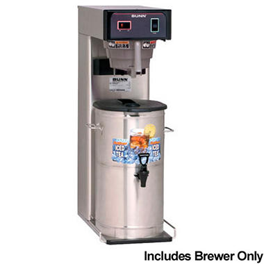 Bunn® 3 Gallon Automatic Ice Tea Brewer with Dispenser