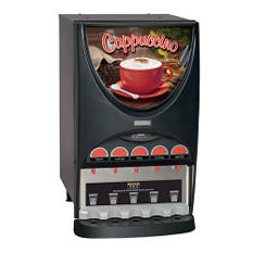 Bunn® iMIX-5 Cappuccino Dispenser
