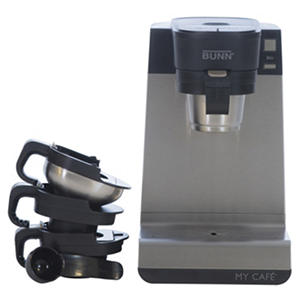 BUNN My Café MCU Single Serve Coffee Brewer