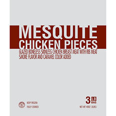Grilled Mesquite Chicken Pieces - 3 lb.