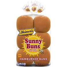 Heiner's Seeded Hamburger Buns  (12 ct.)