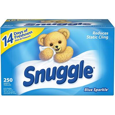 Snuggle Softener Sheets - 250 ct.
