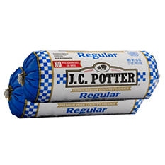 J.C. Potter Premium Pork Country Sausage Roll (2 lb.)
