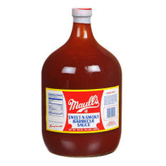 Maull's® Sweet-N-Smoky Bar-B-Q Sauce - 144 oz.