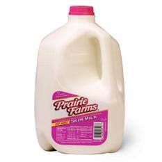 Prairie Farms Skim Milk (1 gal.)