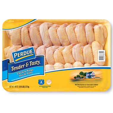 Perdue Farms Chicken Wings - 6 lbs.