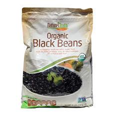Nature's Truth Organic Black Beans (10 lb.)