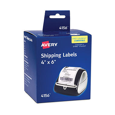 Avery 4150 - Label Printer Labels, Address, White - 260 Labels