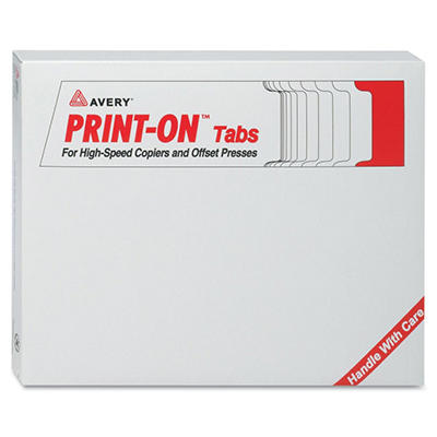 Avery Index Dividers for Xerox 5090 Copier, Select Type