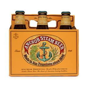 Anchor Steam Beer (12 oz. bottle, 6 pk.)