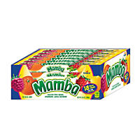 Mamba Fruit Chews18 pcs. (24 ct.)