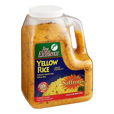 ParExcellence� Yellow Rice