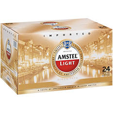 Amstel® Light Lager - 24 / 12 oz.
