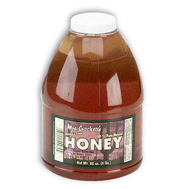 Mrs. Crockett's Honey - 80 oz.