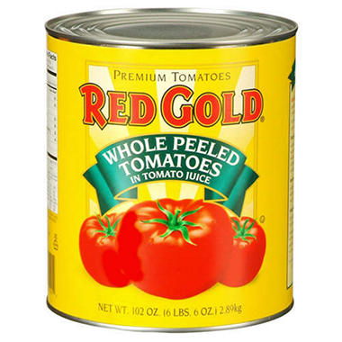Red Gold® Whole Peeled Tomatoes - 102 oz. can