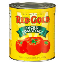 Red Gold® Diced Tomatoes - 102 oz. can