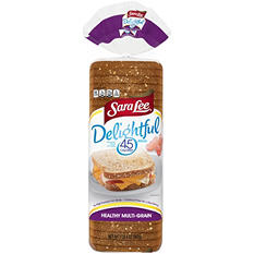Sara Lee 100% Multi-Grain Bread - 20 oz. - 2 pk.