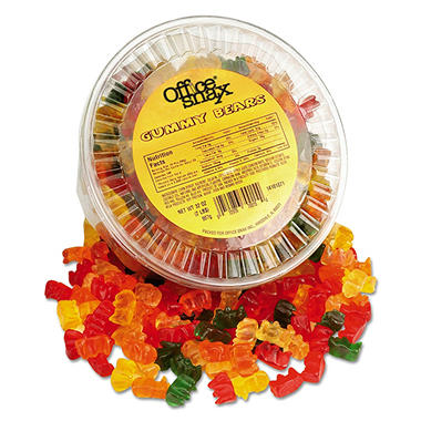Office Snax® 2-lb. Candy Tub