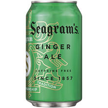 Seagram's Ginger Ale - 24/12 oz.