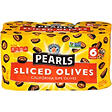 Musco Black Pearls® Sliced Olives 6-6.5 OZ.