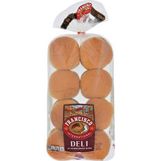Francisco Hamburger Buns (16 ct.)