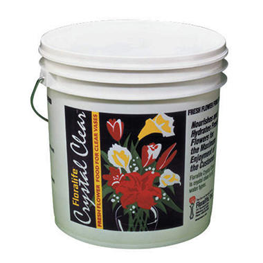 Floralife® Crystal Clear Fresh Flower Food Powder