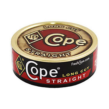 Cope Long Cut Straight - 5 can roll