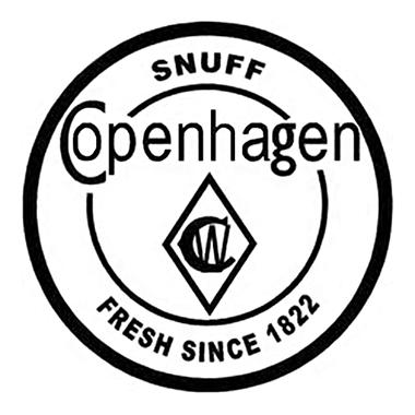 Copenhagen Long Cut Black (5 can roll)