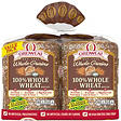 Oroweat Whole Grain 100% Whole Wheat - 24 oz. - 2 ct.