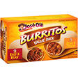 José Olé® Burritos Value Pack - 5.63 lb.
