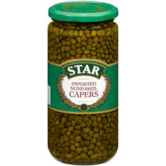 Star Imported Nonpareil Capers - 25 oz.