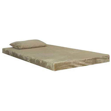 Kittrich Campus™ Memory Foam Twin Long Topper