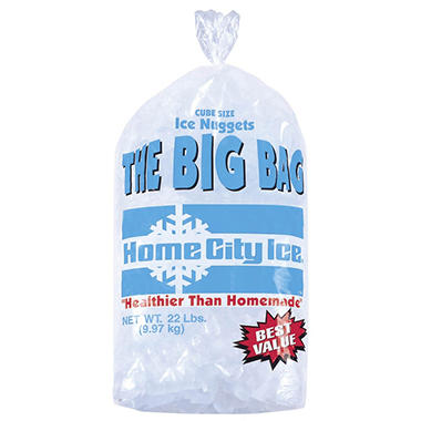 Home City Ice - 22 lb. bag