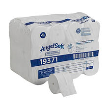 Georgia Pacific Professional - Compact Coreless Bath Tissue, White, 750 Sheets/Roll -  36/Carton