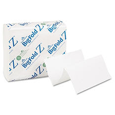 Georgia Pacific - BigFold, Z Paper Towels - 2,600 Towels