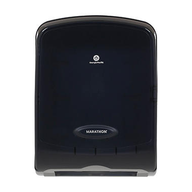 Marathon Combo Folded Towel Dispenser, 313 Towel Capacity