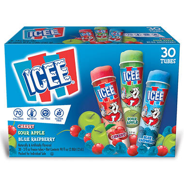 ICEE� Freeze Squeeze Up Variety - 30 ct