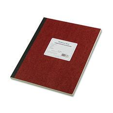 Rediform Computation Book, Quadrille Rule, 9-1/4 x 11-3/4, Green, 75 Sheets/Pad