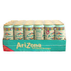 Arizona Iced Tea w/ Lemon - 24/23.5 oz cans