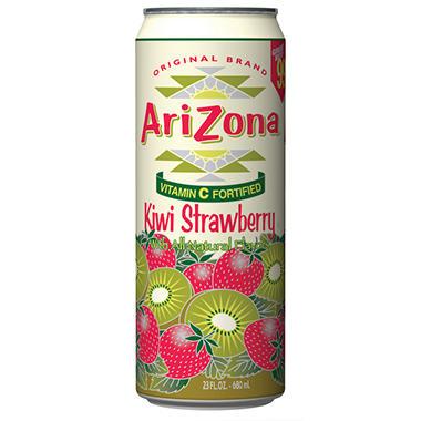 Arizona Kiwi Strawberry - 24/23oz