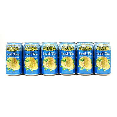 Aloha Maid Natural Iced Tea - 24 ct.