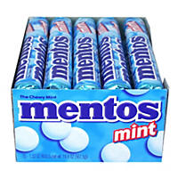 Mentos Mint (1.32 oz. roll, 15 ct.)